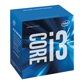 CPU INTEL skt. 1151  Core i3 Ci3-6100, 3.7GHz, 4MB    0