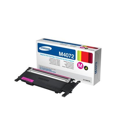 Toner Original pentru Samsung Magenta, compatibil CLP-320/325/CLX-3185, 1000pag  [0]