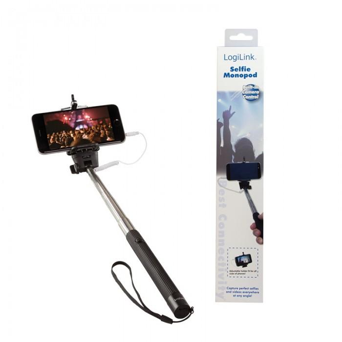 "Wired Monopod ""Selfie Stick"" Logilink  [0]"
