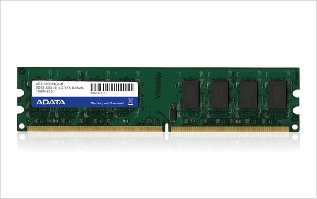 ADATA 2GB DDR2 800MHz Bulk  0
