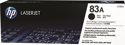 Toner Original pentru HP Negru 83A, compatibil M225, 1500pag  [0]