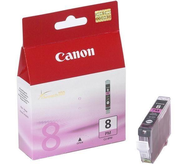 Cartus cerneala Original Canon CLI-8PM Photo Magenta, compatibil iP6700/Pro 9000  [0]