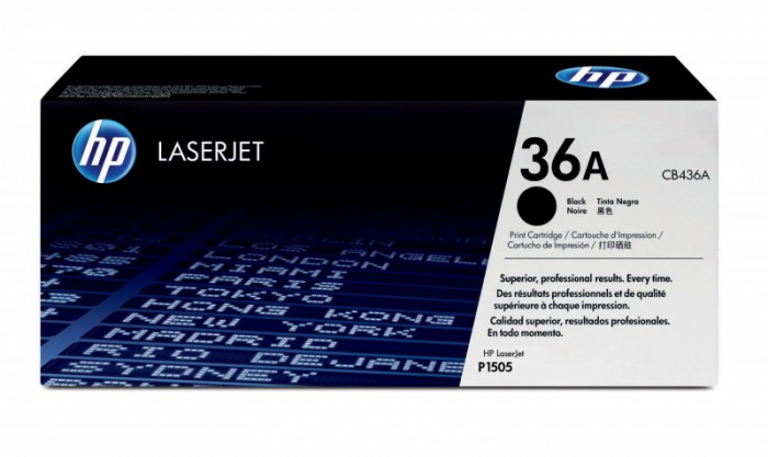 Toner Original pentru HP Negru, compatibil LJ P1505, 2000pag  [0]