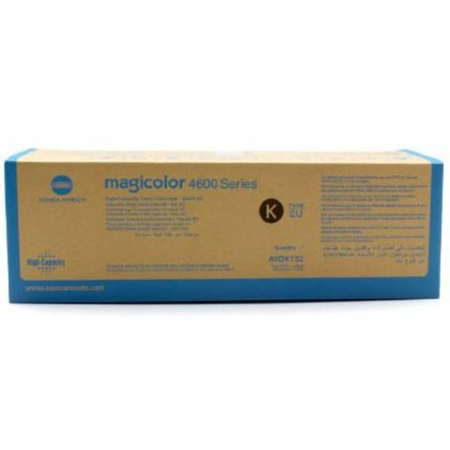 Toner Original pentru Konica-Minolta Negru, compatibil MC 4650/4690MF, 8000pag  0