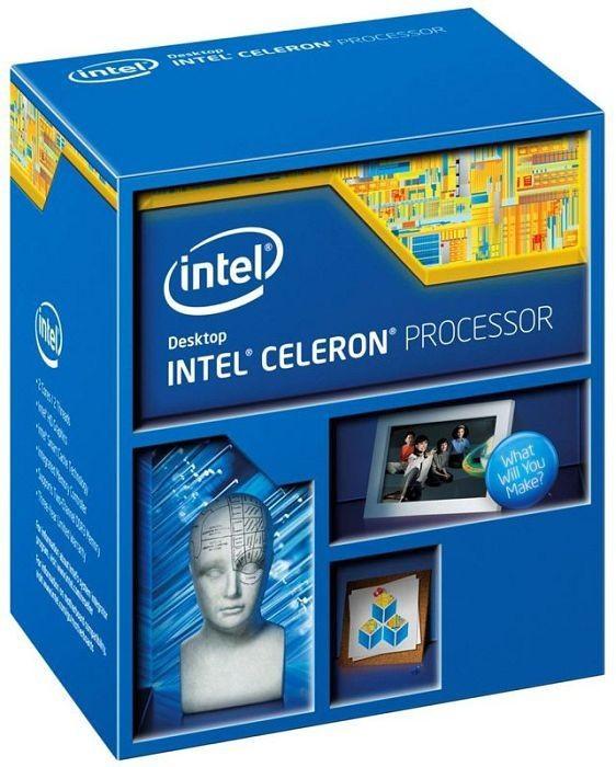 INTEL skt. 1150   CELERON dual core G1850, 2C, 2.9GHz, 2MB  BOX  0