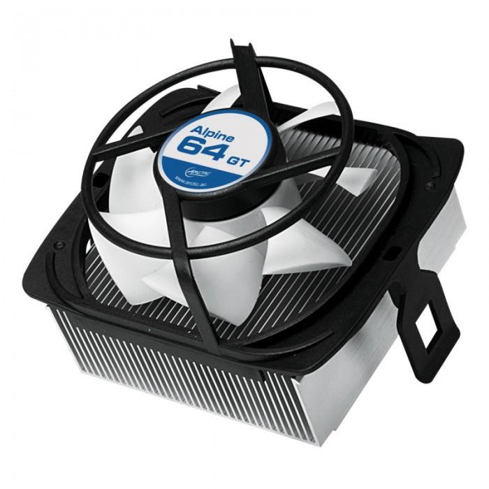 "COOLER CPU ARCTIC    ""Alpine 64 GT Rev.2"", AMD, soc FMx/AMx/939/754, Al, 75W (UCACO-P1600-GBA01) 0"