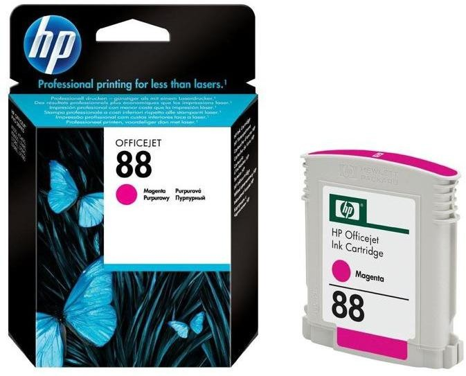 Cartus cerneala Original HP Magenta 88 w.Vivera ink, compatibil OfficeJet K5300/5400/550/L7xxx/Pro K5300/5400/550, 10ml  0