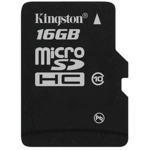 Secure Digital Card micro SDHC 16GB class10 KINGSTON, fara adaptor  0