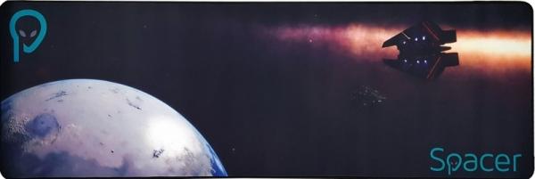 PAD gaming SPACER 900 x 300 x 3 mm, material : spuma din cauciuc natural + tesatura  [0]