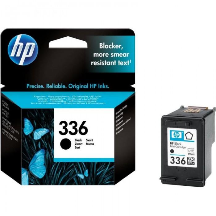 Cartus cerneala Original HP Black 336 w.Vivera ink, compatibil DJ5440/3310/420/42x/C3180/C4180/D7460/PSC1507/1510, 210pag  [0]