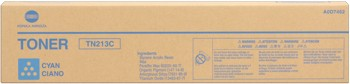 Toner Original pentru Konica-Minolta Cyan TN-213C, compatibil BizHub C203, 19000pag  [0]