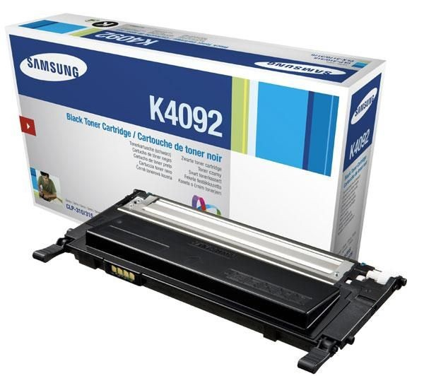 Toner Original pentru Samsung Negru, compatibil CLP-310/315/CLX-3170/3175, 1500pag  [0]