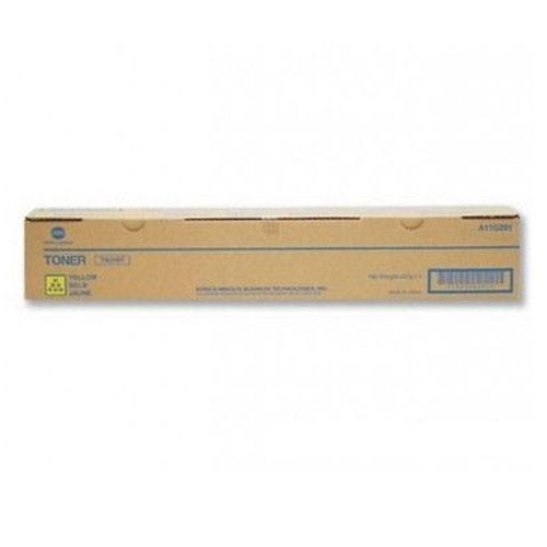 Toner Original pentru Konica-Minolta Yellow TN-216Y, compatibil BizHub C220/280,  26000pag  0