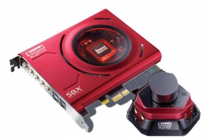SB CREATIVE ZX PCI-E  0