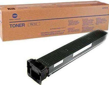 Toner Original pentru Konica-Minolta Negru TN-613K, compatibil BizHub C552/652,  45000pag  0