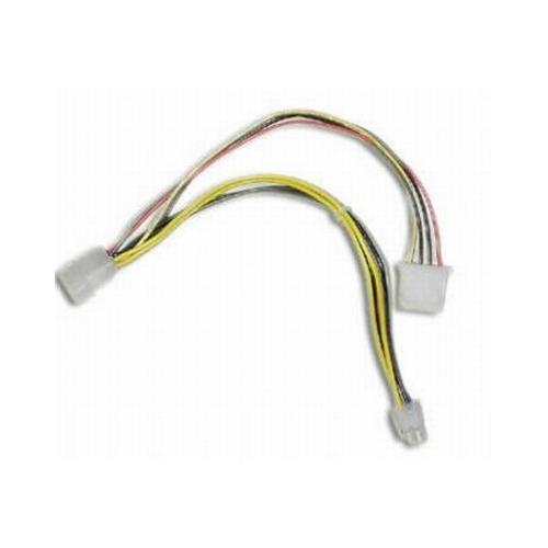 Spliter Cablu Alimentare HDD la conector ATX, adaptor intern, GEMBIRD  0