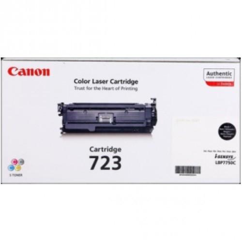 Toner Original pentru Canon Negru CRG-723B, compatibil LBP7750CDN, 5000pag  [0]
