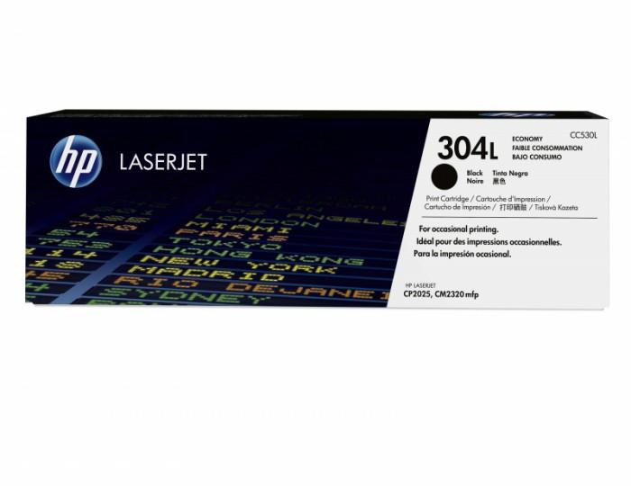 Toner Original pentru HP Negru Economy, compatibil LJ CP2025/CM2320 mfp 340L, 1200pag  [0]