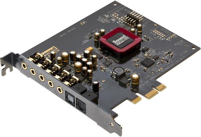 SB CREATIVE Z PCI-E *bulk*  0