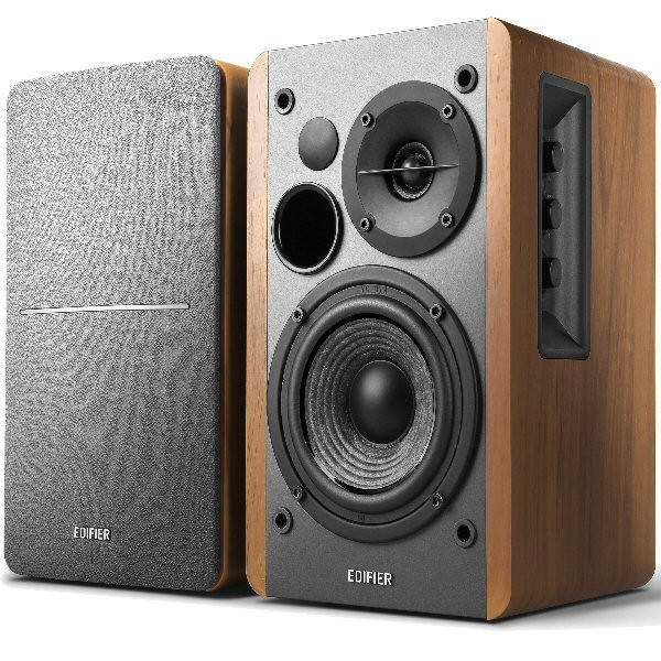 Boxe 2.0 EDIFIER RMS: 42W (21W x 2), volum, bass, treble, telecomanda wireless   0
