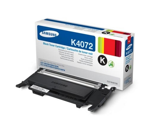 Toner Original pentru Samsung Negru, compatibil CLP-320/325/CLX-3185, 1500pag  0