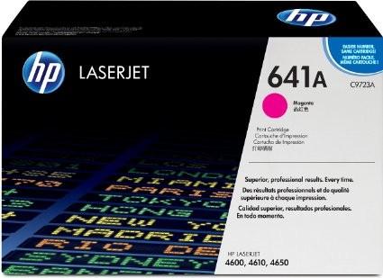 Toner Original pentru HP Magenta, compatibil CLJ 4600, 4650, 8000pag  [0]