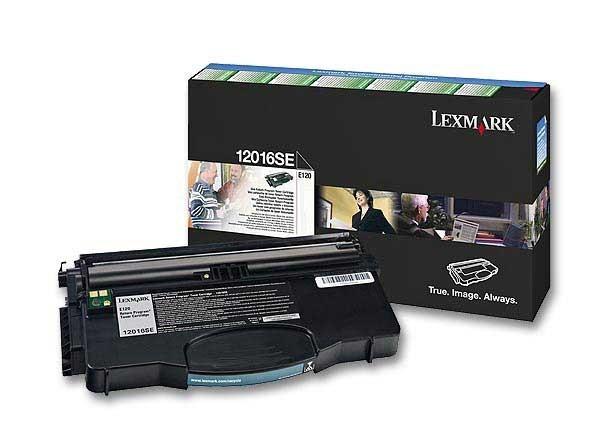 Toner Original pentru Lexmark Negru, compatibil E120, 2000pag  0