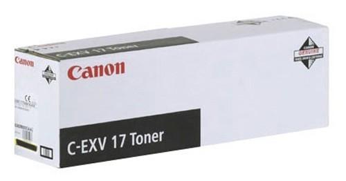 Toner Original pentru Canon Negru C-EXV17, compatibil IRC4580/4080, 26000pag  [0]