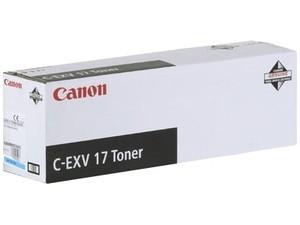 Toner Original pentru Canon Cyan C-EXV17, compatibil IRC4580/4080, 30000pag  [0]