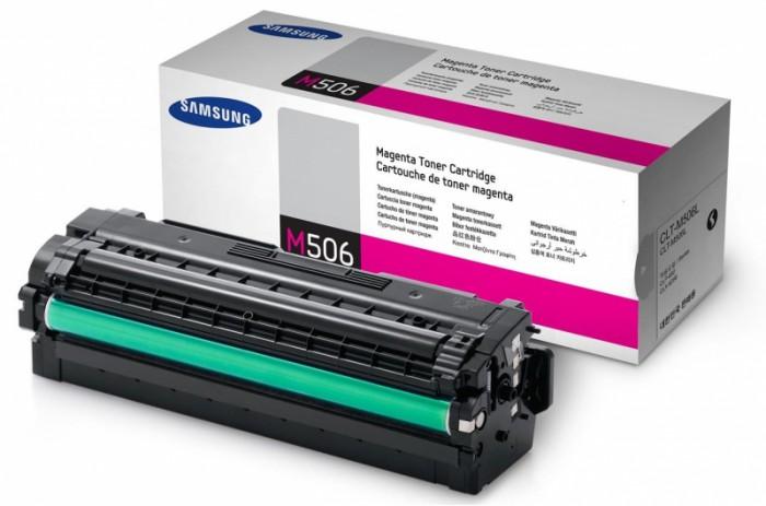 Toner Original pentru Samsung Magenta, compatibil CLP-680/CLX-6260, 3500pag  0