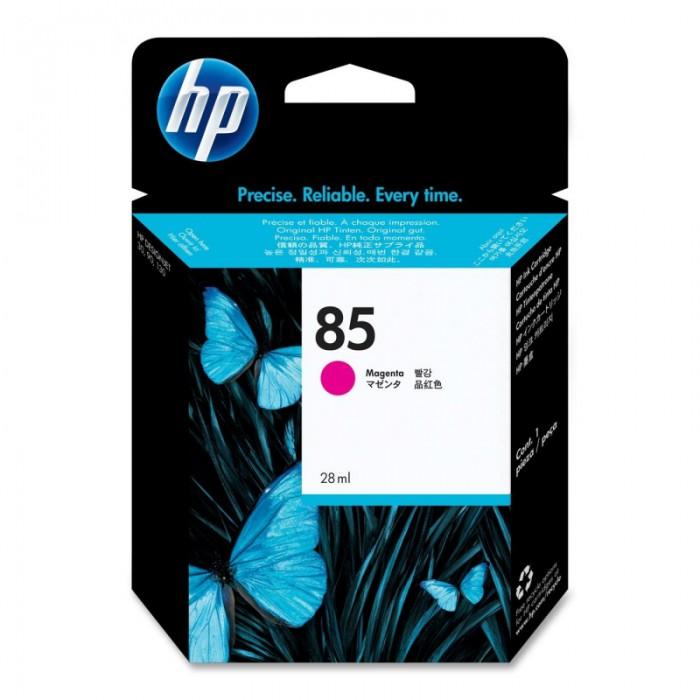 Cartus cerneala Original HP Magenta 85 w.Vivera ink, compatibil DesignJet 130/30/90, 28ml  [0]