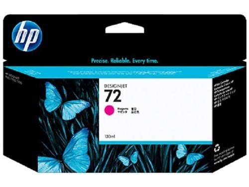 Cartus cerneala Original HP Magenta 72 w.Vivera ink, compatibil DesignJet T1100/1120/1200/1300/2300/T610/620/770/790, 130ml  [0]