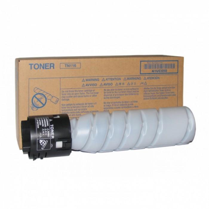 Toner Original pentru Konica-Minolta Negru TN-116, compatibil BizHub 164/165/185,  11000pag  [0]