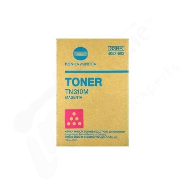 Toner Original pentru Konica-Minolta Magenta TN-310M, compatibil BizHub C350/351/450, 11500pag  [0]