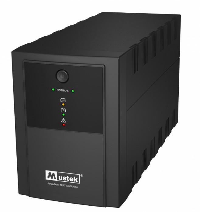 UPS  MUSTEK PowerMust 1260 Line Interactive  0