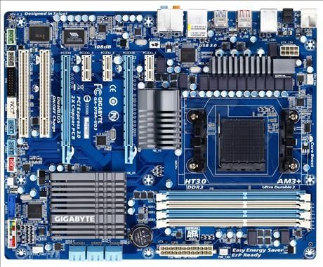 Placa de baza Gigabyte 970A-UD3P 0