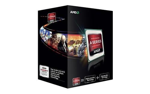 AMD A6-5400K 3.6GHz BOX  0