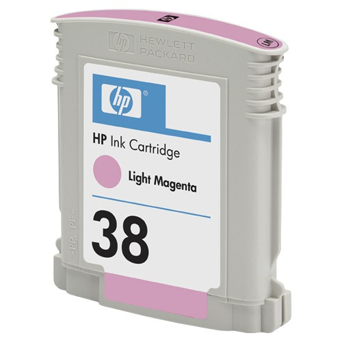 Cartus cerneala Original HP Magenta Light 38 w.Vivera ink, compatibil PhotoSmart B9180/Pro B8850/9180, 27ml  [0]