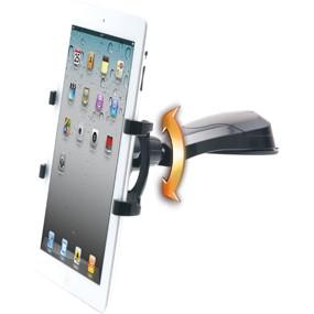 Suport auto pentru tableta, permite rotire la 360 grade, compatibil cu orice diagonala, Cellular Line  [0]
