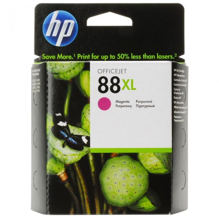 Cartus cerneala Original HP Magenta 88 w.Vivera ink, compatibil OfficeJet K5300/5400/550/L7xxx/Pro K5300/5400/550, 17ml  0
