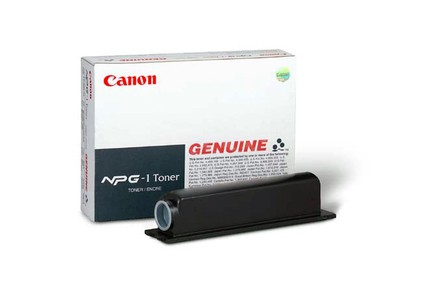 Toner Original pentru Canon Negru NPG-1, compatibil NP1015/1215/1510/1520/1550/2010/2120/6216/6317, 3800pag  0