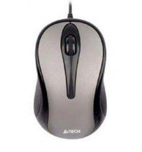 Mouse USB A4TECH V-Track Padless, Black , wired cu 3 butoane (buton Getsure cu 8 functii) si 1 rotita scroll, rezolutie 1000-2000dpi si cablu de 60cm 0