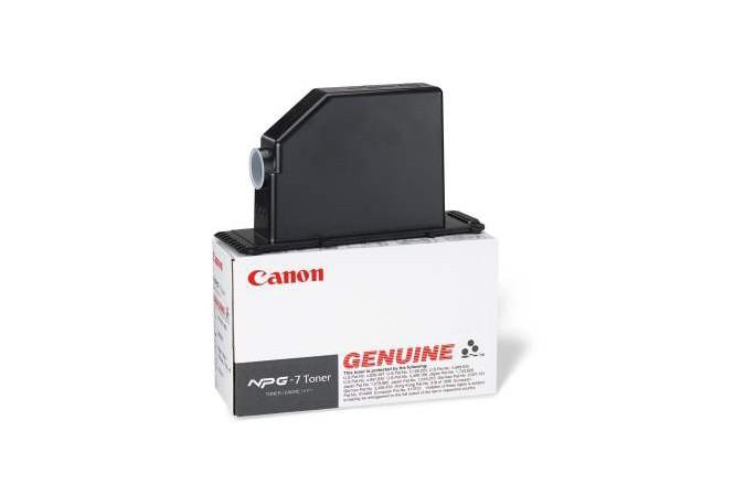 Toner Original pentru Canon Negru NPG-7, compatibil NP6025/6030/6330, 10000pag  0