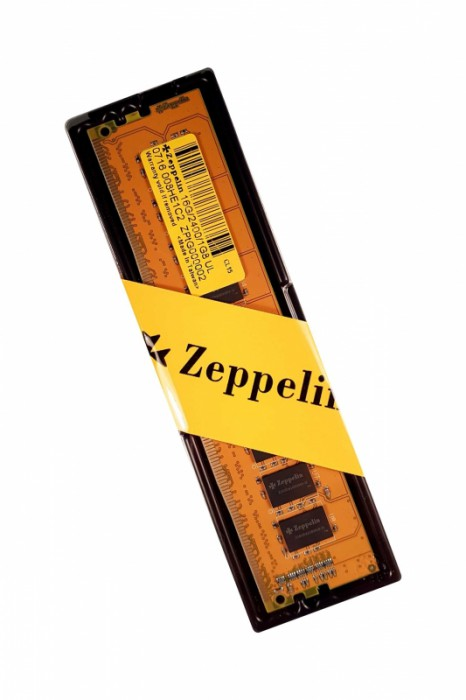 DIMM DDR4/2400. 16384M ZEPPELIN (life time, dual channel)  0