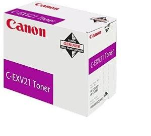 Toner Original pentru Canon Magenta C-EXV21, compatibil IRC2880/3380, 14000pag  0