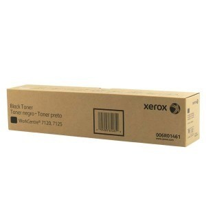 Toner Original pentru Xerox Negru, compatibil WorkCentre 7120/7125/7220/7225, 22000pag  0