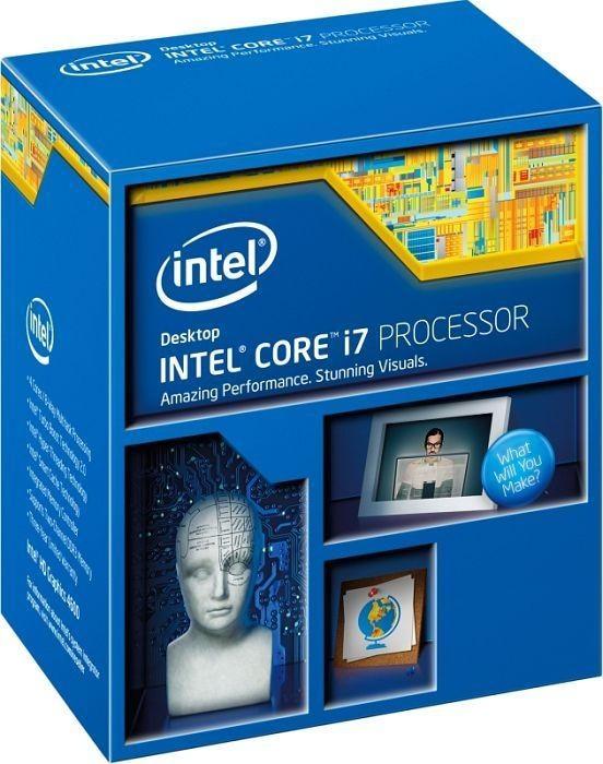 INTEL skt. 1150  Core i7 Ci7-4790, 3.6GHz, 8MB  BOX  [0]