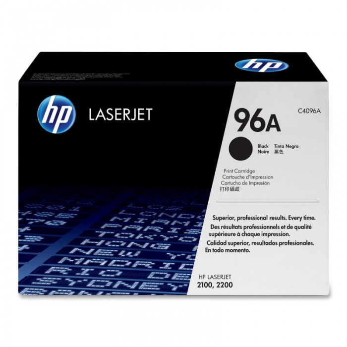 Toner Original pentru HP Negru, compatibil LJ 2100, 2200, 5000pag  [0]