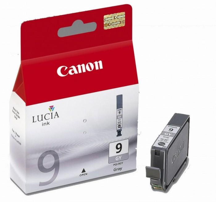 Cartus cerneala Original Canon PGI-9GY Gray, compatibil MX7600, 14 ml  0