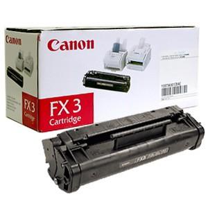 Toner Original pentru Canon Negru FX-3, compatibil L250/300/MPL60/90, 2500pag  0